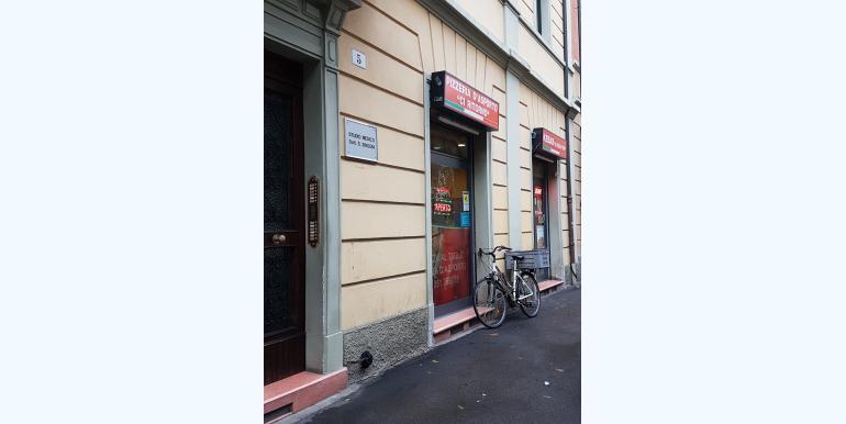 Negozi in vendita in Piazza dell'Unità Rif. 114