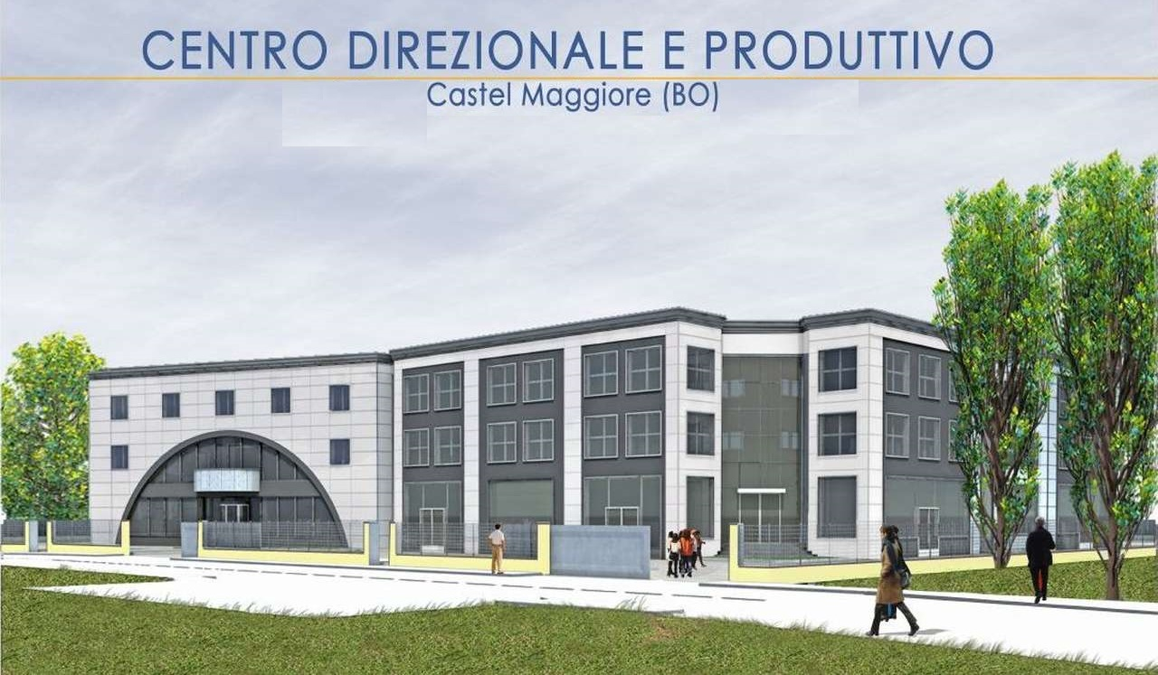 Centro direzionale e produttivo a Castelmaggiore RIF 213