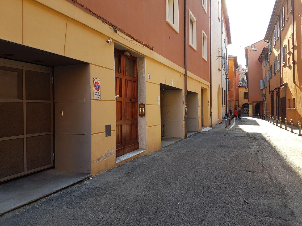 Box / Garage via Nazario Sauro, Centro Storico, Bologna Rif. 215